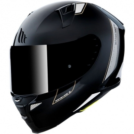 Casco MT Revenge 2 Negro Brillo