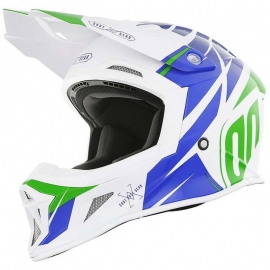 Casco Shot Striker Exod Azul / Verde