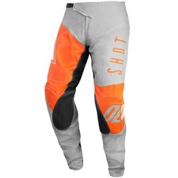 Pantalon Shot Aerolite Alpha Grey Orange