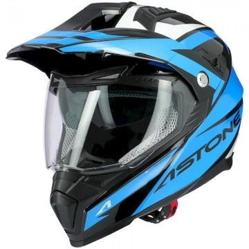 Casco Astone Crossmax Ouragan