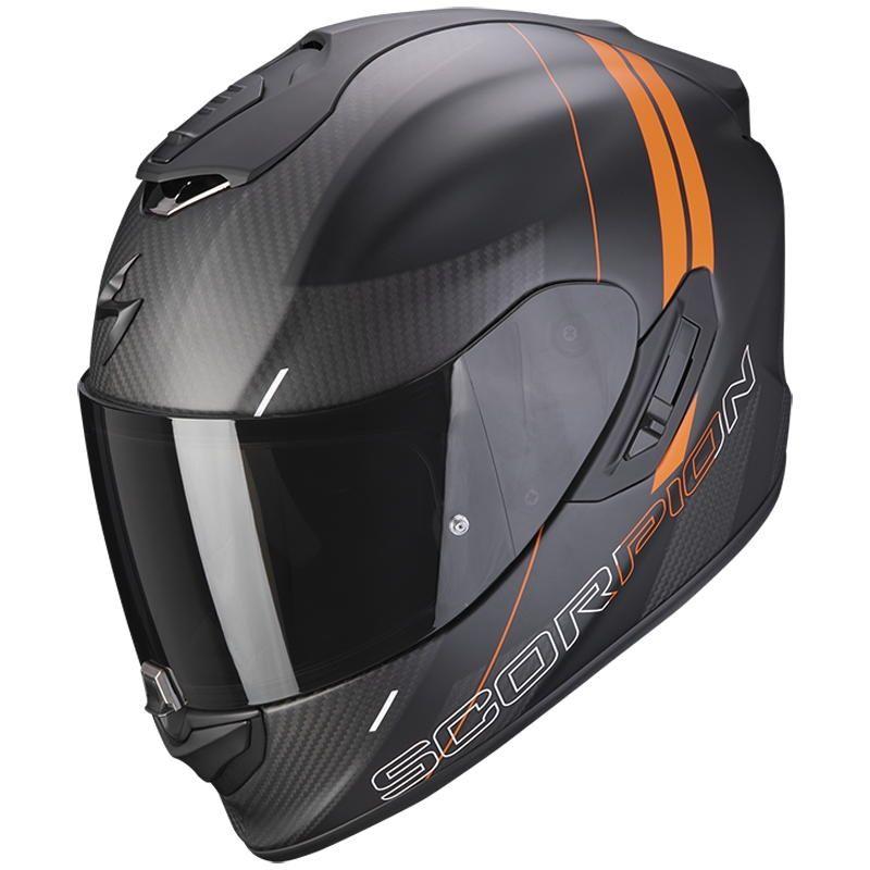 Casco Scorpion Exo 1400 Air Carbon Drik