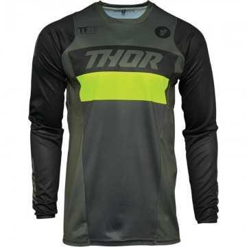 Camiseta Thor Pulse Racer Army