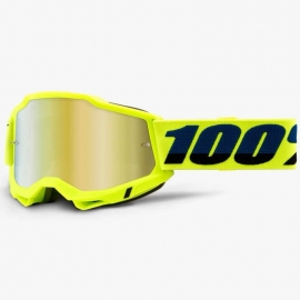 Gafa 100% Accuri 2 - Fluo Yellow