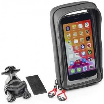 Portanavegador Givi S958 GPS - Smartphone