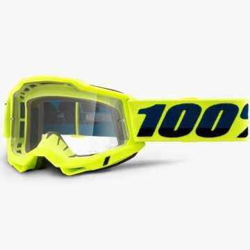 Gafa 100% Accuri 2 OTG - Fluo Yellow