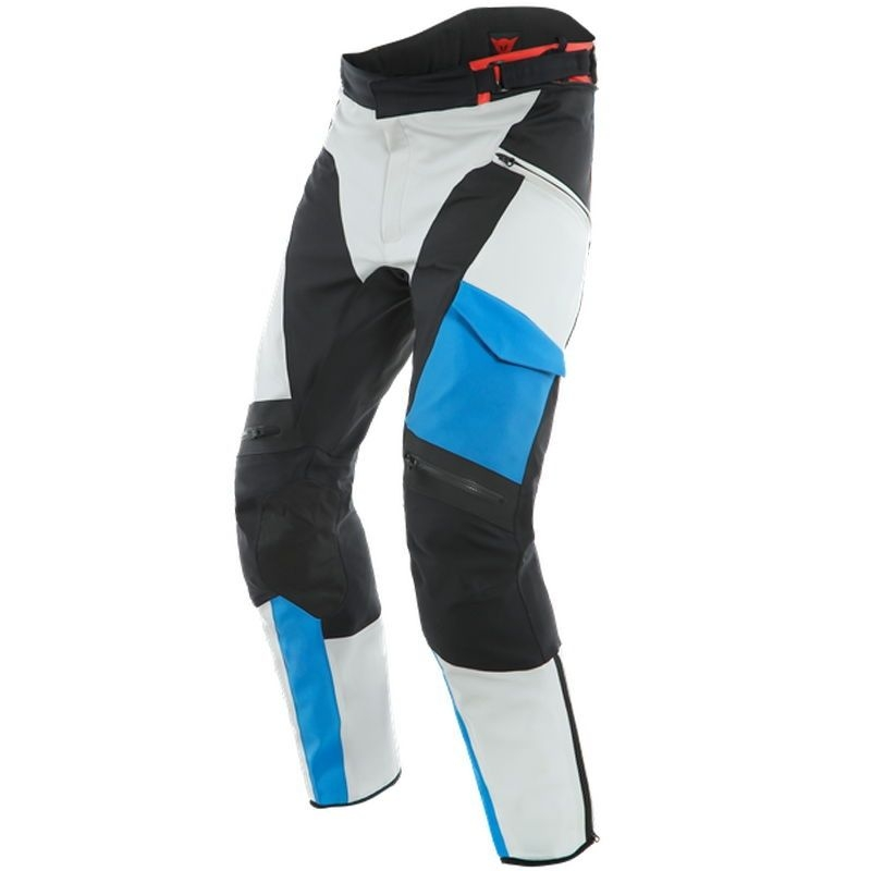 Pantalón Dainese Tonale D-Dry Pants GRIS/AZUL/NEGRO