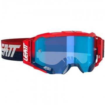 Gafa Leatt Velocity 5.5 Rojo Azul