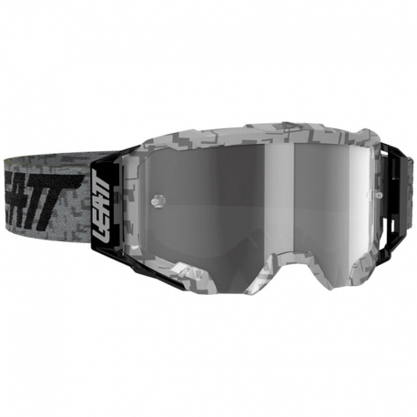 Gafa Leatt Velocity 5.5 Acero