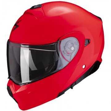 Casco Scorpion Exo 930 Rojo Neon