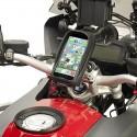 """Portanavegador Givi S957 GPS - Smartphone 6"""""""