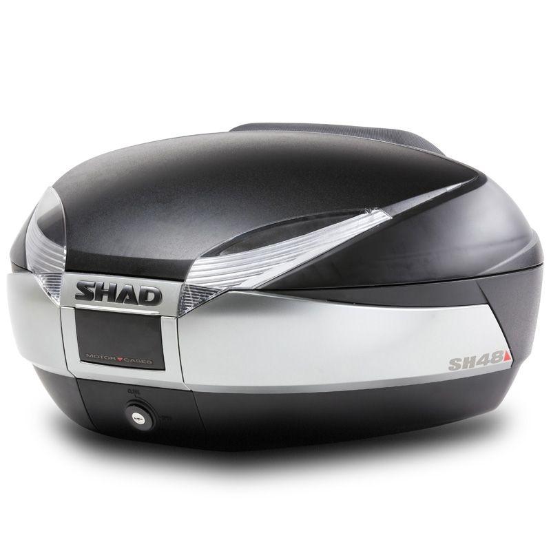 Maleta Shad SH48 New Titanium