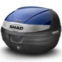 Maletas Shad SH29 + Tapa color