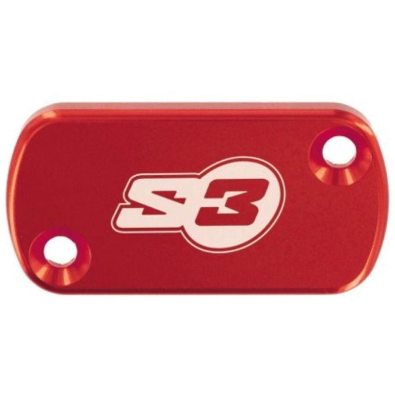 Tapa AJP S3 Rojo