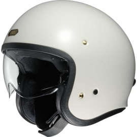 Casco Shoei J-O Mate BLANCO
