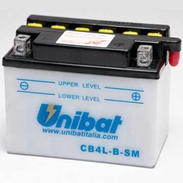 Bateria Unibat CB4LBSM