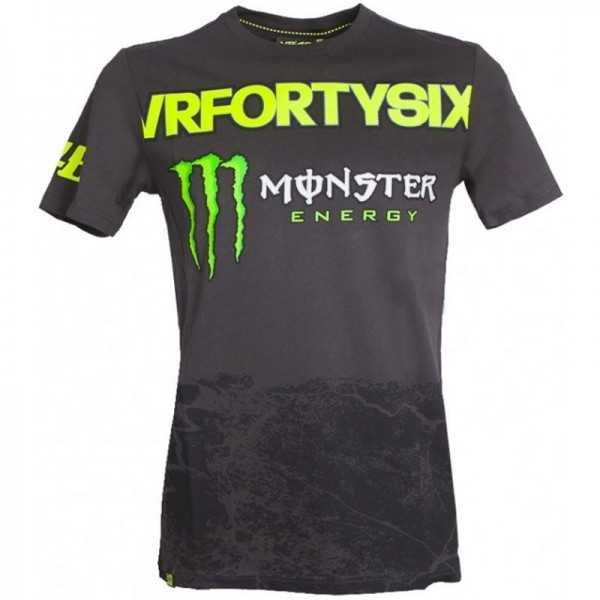 Camiseta Valentino Rossi 2017 Monster