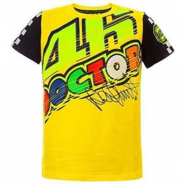 Camiseta Valentino Rossi 2017 Infantil 1